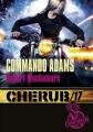 Couverture Cherub, tome 17 : Commando Adams Editions Casterman (Poche) 2018
