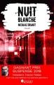 Couverture Nuit blanche Editions Les Nouveaux auteurs 2018