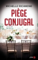 Couverture Piège conjugal Editions Presses de la cité 2018