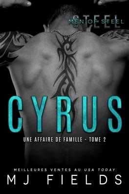 Couverture Une affaire de famille, tome 2 : Cyrus