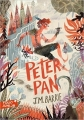 Couverture Peter Pan (roman) Editions Folio  (Junior) 2018