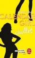 Couverture Calendar girl, tome 07 : Juillet Editions Le Livre de Poche 2018