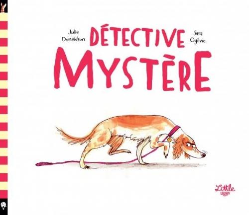 Couverture Détective Mystère
