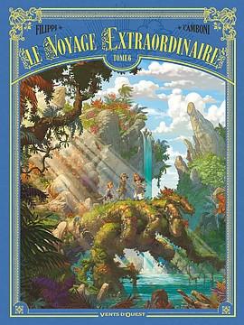 Couverture Le voyage extraordinaire, cycle 2 : Les îles mystérieuses, tome 3