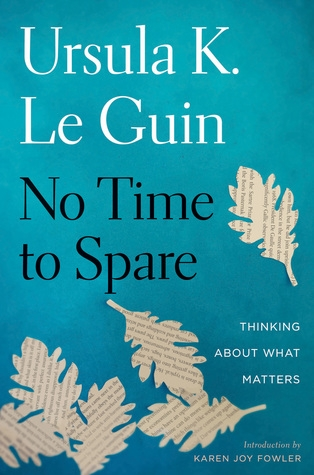 Couverture No Time to Spare: Thinking About What Matters