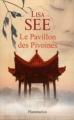 Couverture Le pavillon des pivoines Editions Flammarion 2014