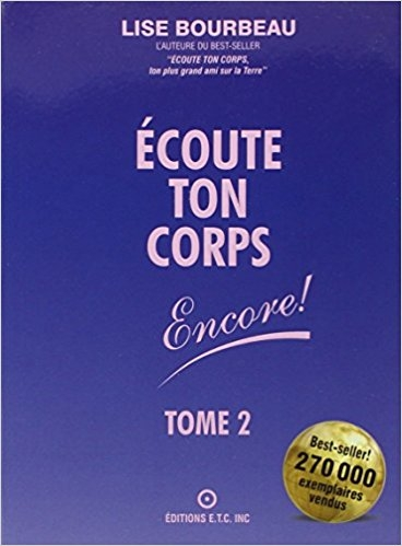 Couverture Ecoute ton corps, tome 2 : Encore !