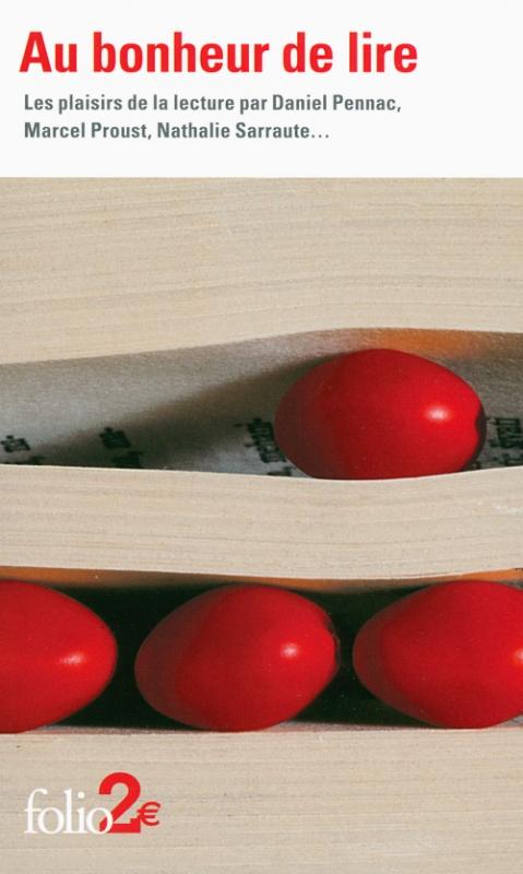 Couverture Au bonheur de lire