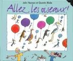 Couverture Allez, les oiseaux ! Editions Gallimard  (Jeunesse) 1998