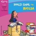 Couverture Matilda Editions Gallimard  (Ecoutez lire) 2016