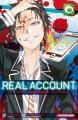 Couverture Real Account, tome 06 Editions Kurokawa (Shônen) 2018