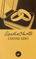 Couverture L'Heure zéro Editions Le Masque 2018