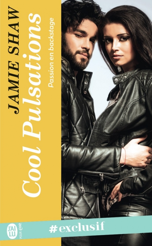 Couverture Passion en backstage, tome 3 : Cool pulsations