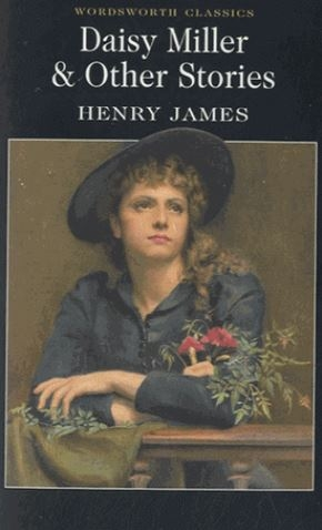 Couverture Daisy Miller and other stories