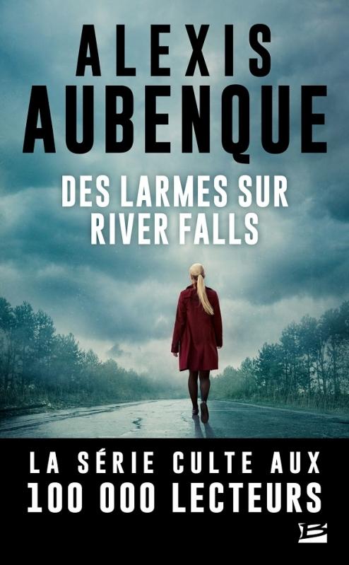Couverture Des larmes sur River Falls