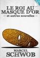 Couverture Le roi au masque d'or et autres nouvelles fantastiques Editions Walrus 2012