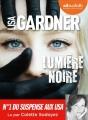 Couverture Lumière noire Editions Audiolib 2018