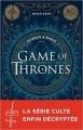 Couverture Science & magie dans Game of Thrones Editions Albin Michel (Terres d'Amérique) 2017