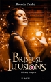 Couverture Library Jumpers, tome 3 : La Briseuse d'illusions Editions Lumen 2018