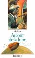 Couverture Voyage lunaire, tome 2 : Autour de la lune Editions Folio  (Junior) 1977