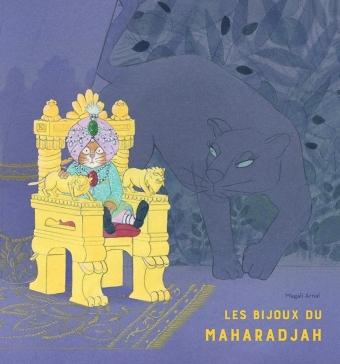 Couverture Les bijoux du maharadjah