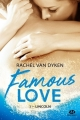 Couverture Famous Love, tome 1 : Lincoln Editions Milady (New Adult) 2018