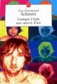 Couverture Lorsque j'étais une oeuvre d'art Editions Le Livre de Poche 2002