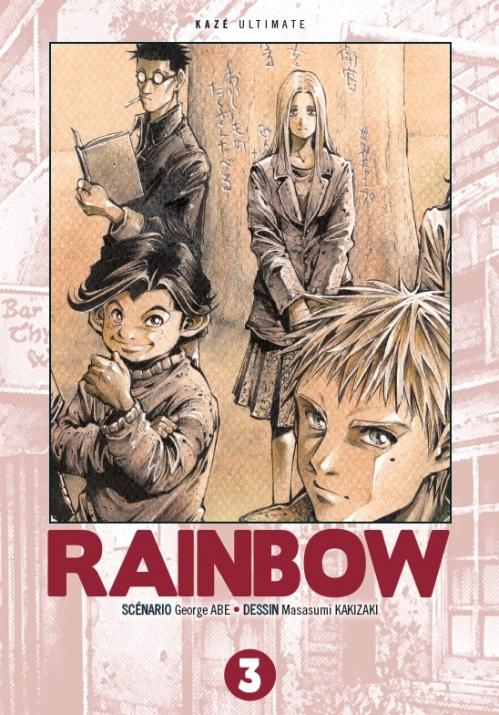 Couverture Rainbow, triple, tome 3
