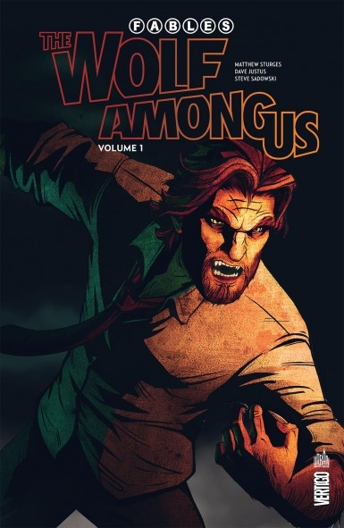 Couverture Fables : The Wolf Among Us, tome 1