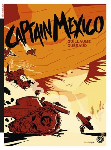 Couverture Captain Mexico