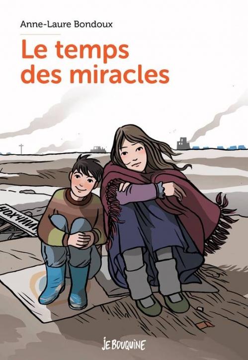 Couverture Le Temps des miracles