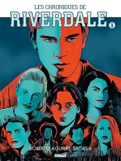 Couverture Les Chroniques de Riverdale, tome 1