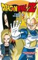Couverture Dragon Ball Z (anime) : Les cyborgs, tome 2 Editions Glénat 2011