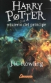 Couverture Harry Potter, tome 6 : Harry Potter et le prince de sang-mêlé Editions Salamandra 2016