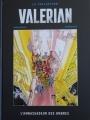 Couverture Valérian, Agent Spatio-temporel, tome 06 : L'Ambassadeur des Ombres Editions Hachette 2017