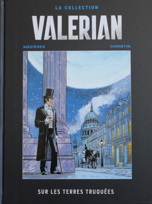 Couverture Valérian, Agent Spatio-temporel, tome 07 : Sur les terres truquées
