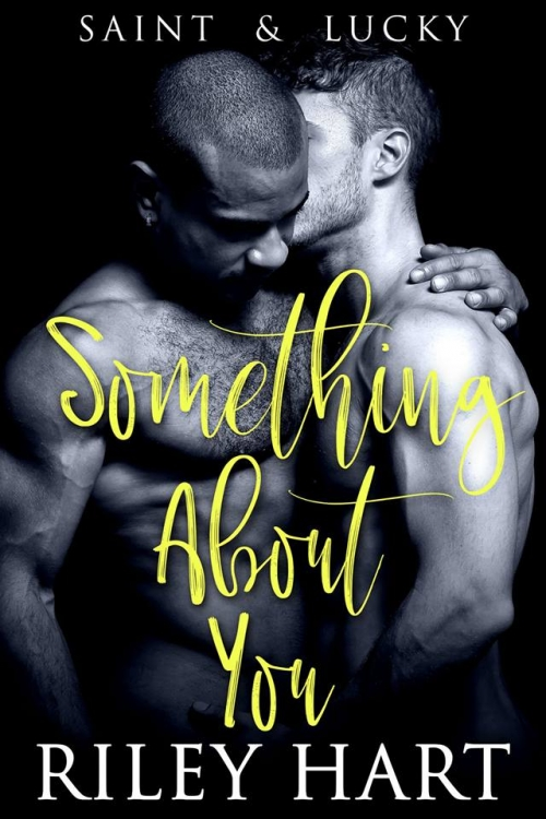 Couverture Something about you
