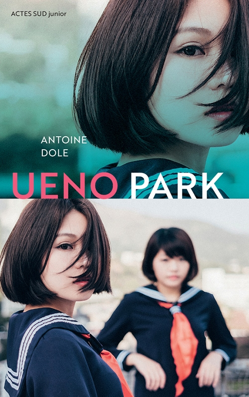 Couverture Ueno Park