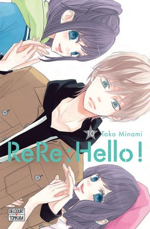 Couverture Rere : Hello !, tome 10