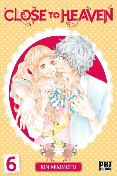 Couverture Close to Heaven, tome 6