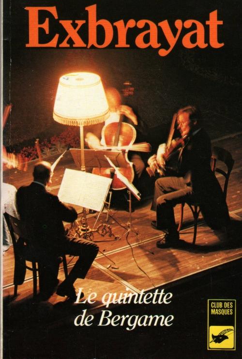 Couverture Le quintette de Bergame