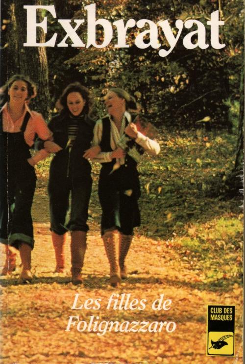 Couverture Les filles de Folignazzaro