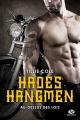 Couverture Hades hangmen, tome 4 : Au-dessus des lois Editions Milady 2018
