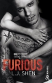 Couverture Sinners, tome 4 : Furious Editions Harlequin (&H) 2018