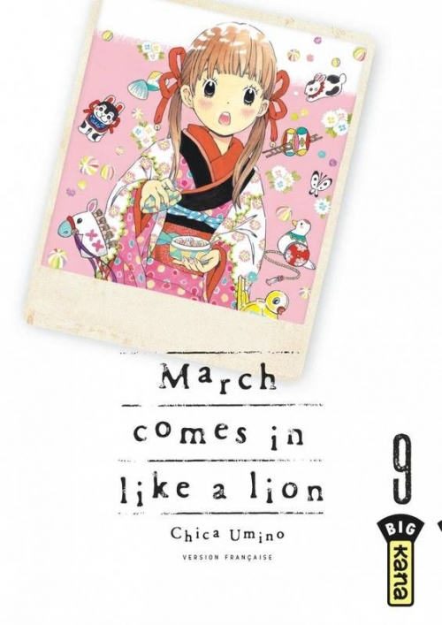 Couverture March comes in like a lion, tome 09