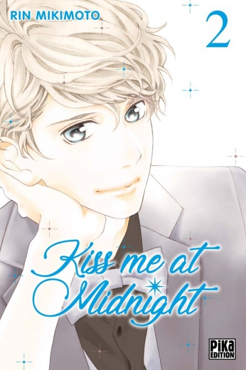 Couverture Kiss me at midnight, tome 2
