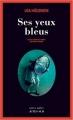 Couverture Ses yeux bleus Editions Actes Sud (Actes noirs) 2018