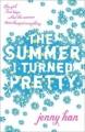Couverture L'été où je suis devenue jolie Editions Razorbill 2010