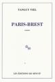 Couverture Paris-Brest Editions de Minuit 2009