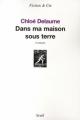 Couverture Dans ma maison sous terre Editions Seuil 2009